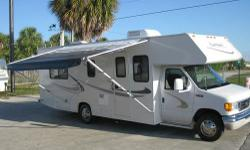 Price: $7800 -- Great condition, everything works --2004 Four Winds FIVE THOUSAND 26Q Motor Home-- Contact me through contact seller button for more photos and vehicle location.