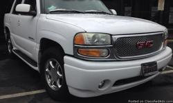 Deluxe Motor De4079 . Price: $7995 Engine: 6.0L V8 OHV 16V Color: White Interior: Leather Price: 7995 City MPG: 13 Hwy MPG: 17 4x4, Fog Lights, Running Boards, Adjustable Pedals, Front Air Dam, Second Row Folding Seat, Air Conditioning, Front Power Lumbar