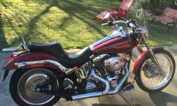 I have a very clean 2004 soft tail deuce for sale with less then 12000 miles. Beautiful powerful bike...