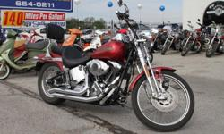 Fuel injected, lots of extras and upgrades, samson exhaust pipes, only 16,500 miles, Very Clean.  The Motorcycle Shop 2423 Austin Hwy San Antonio, TX 78218 210 654-0211 http://www.themotorcycleshopsa.com