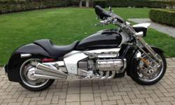 2004 Honda Valkyrie. This is a RARE one owner 2004 Honda Rune. The Flawless bike has only 3,700 miles on it. This was a limited production bike and with only 3,900 miles on it. . No paint work or damage ever to bike. If you are interested and have any