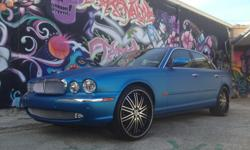 This jaguar is in immaculate condition with only 19,700 miles. Perfect leather interior. The brakes are new and I had all fluids flushed and changed prior to me listing the car for sale. There is absolutely no maintenance needed. At the end of