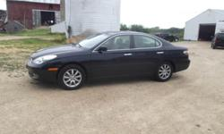 2004 Lexus ES 330 loaded with leather, 131,000 miles. Well equipped with a moon roof Too! ZUBE'S AUTO NOW IN MONROE ! We are located at N 2563 Coplien Road Monroe WI. 53566. Just off of Highway KK 40 minutes south of Madison WI. 1 hour northwest of