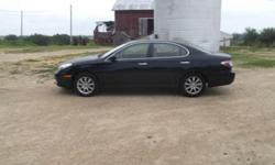 2004 Lexus ES 330 loaded with leather, 131,000 miles. Well equipped with a moon roof Too! We are located at N 2563 Coplien Road Monroe WI. 53566. Just off of Highway KK 40 minutes south of Madison WI. 1 hour northwest of Rockford IL. 40 Minutes west of