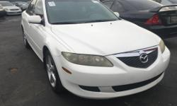 For sale now this 2004 Mazda 6 S, perfect condition, no issues, transmission and engine works good. SPECIAL PRICE $2999. For information contact me at 7866158834 or 3053050037.
