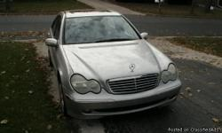 2004 MB C230 170K This car was driven back and forth from Wisconsin to Florida all services are done sold car. Taking new job dont need two cars must sale. please call 414-232-4942 no emails please. LEATHER MOON GREAT TIRES READY TO GO