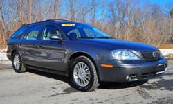 2004 MERCURY SABLE 8 PASSENGER WAGON! 44K Miles! Leather! 15332 - $6995 2004 MERCURY SABLE fuel : gas transmission : automatic title status : clean 2004 MERCURY SABLE 8 PASSENGER WAGON! 44,532 ORIGINAL MILES! FULLY SERVICED! Spotless Inside and Out!