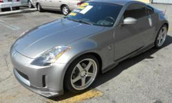 Sports Auto Sp4077 . Not found Exterior Color: Silver Interior Color: Black Fuel Type: 20G / Gasoline Drivetrain: n/a Transmission: Manual Engine: 3.5L V6 Cylinder Engine Doors: 2 Dr Bodystyle: Coupe Type / Title: Used Clear Title Mileage: 100,275 Cruise