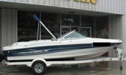 I am selling my used (like new) 2004 Sea Ray 185 Bow Sport. The reason I am selling my boat is because I plan on leaving the country soon, and I need to sell my boat before I leave. I am asking for $13,500, but I am willing to negotiate the price or