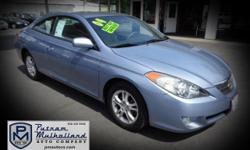 2004 Toyota Solara SE Coupe  automatic premium wheels air conditioning dual air bags side air bags am/fm stereo w CD cruise control power door locks power windows 112k miles  $6995.00  #818698 stk 2595 Visit our website: pmautoco.com -