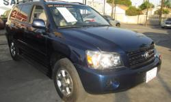 Herrera Auto Sales He4028 . False Price: $8995 Exterior Color: Blue Interior Color: Gray - Cloth Fuel Type: 19G / Gasoline Drivetrain: Four Wheel Drive Transmission: Automatic Engine: 3.3L V6 Cylinder Engine Doors: 4 Dr Bodystyle: SUV Type / Title: Used