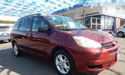 Welcome to 562 Auto Exchange at 13110 Lakewood Blvd Bellflower CA 90706 *562-529-8800* Come and take a look at this 2004 Toyota Sienna LE stock #024736. We offer easy finance No credit OK, NO license OK, repos OK, your job is your credit we offer