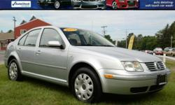 FOR UP-TO-DATE PRICING AND MORE PHOTOS, CLICK THIS LINK: http://www.carwashcarsinc.com/2004_Volkswagen_Jetta_Glenmont_NY_264394711.veh 2004 Volkswagen Jetta 2.0 'GL' Sedan!! Great Little Car!! Power Windows, Locks, and Mirrors; Heated Side Mirrors;