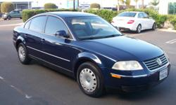 LOW MILES. GREAT TRANSPORTATION, ECONOMY CAR. CLEAN TITLE. CLEAN CARFAX. Very clean. New paint, new valve cover gasket, new fuel pump, new brakes and CV boots. Aut, Air, Pw, Tilt , Cruise, CD player, leather. Warranty, smog fees, doc fees, all included