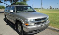 CLICK HERE FOR MORE INFO: http://www.noblemotors.net/vehicle-details/3cfaa3911716ff4d9013062eea45b0c0 (520) 748-1400 NOBLE MOTORS 1805 S. Craycroft Tucson, AZ 85711 2005 Chevrolet Suburban LT 4-Door SUV Exterior Color: Silver VIN: 3GNFK16Z45G135606