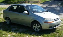 2005 chevy aveo ls 48k actual miles. Excellent gas mileage. Clean runs and drives great... Prior salvage title...Texas county auto sales llc.