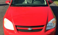 2005 Chevy cobalt. All recalls completed, great condition, runs like new. Colorcherry red, perfect first car, $4,199 or best offer!!