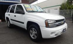 Welcome to 562 Auto Exchange at 13110 Lakewood Blvd Bellflower Ca 90706 **562-529-8800** Come and take a look at this 2005 Chevy Tarilblazer stock #267630 We finance everyone NO credit ok, NO license ok, repo OK, your job is your credit, we offer