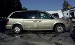 2005 Chrysler Town and Country, LX. Good running condition. For directions or questions: (510) 274 2400. SE HABLA ESPANOL (510) 328 0365.