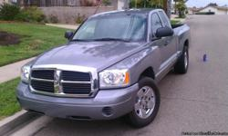 I have a 2005 Dodge Dakota Laramie for sale. It only has 55,600 miles on it!!! The Laramie is the fully loaded model for the Dakota. This truck is in great shape and runs perfect! It has heated leather seats, six disc cd changer, outside temp and compass