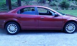 2005 Dodge Stratus runs and drives great, interior is immaculate and outside clean, tires with little mileage.Recent tuneup,ac/heat works fine.asking $2490 obo.