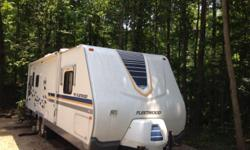 Price: $4800 -- Great condition, everything works --2005 Fleetwood 290RLS Slide Ultralite Travel Trailer-- Contact me through contact seller button for more photos and vehicle location.