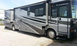 2005 FLEETWOOD Providence 39L - Quad-Slide 350hp Full Body Paint · Big Spartan Full Air Chassis, Cat C-7 350hp Diesel Pusher, Allison 6 Speed Automatic Transmission, Engine Brake,