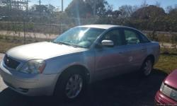 2005 Ford Five Hundred Great condition inside and out. A few small imperfections. Starts easy and is a very quiet car, very smooth ride. 198,000 miles 6 speed automatic transmission 3 liter, 6 cylinder engine All wheel drive Air