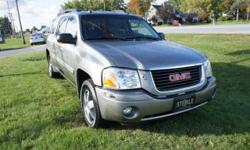 2005 GMC Envoy Miles: 103,356 Guaranteed Credit Approval Call our Finance Manager For details: -- Go to Steinlecars.com for information on our Guaranteed Credit Approval as well as our online aplication. Steinle Motorcars 3002 Hayes Ave