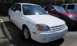 This 2005 Hyundai Accent is a 1 owner car. Very well taken care of, garage kept. Extremly low miles 51,075. Clean carfax, no accidents, local trade in. Don't miss out its not going to last long. Just give me a call (704)551-0664 press 0 and ask for