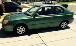 2005 Hyundai accent GLS $2500 or best offer no power windows or power door locks no air-conditioner new seatcovers and floor mattsexcellent commuter car great on gas. Kbb.com value is 2800.00. Asking 2500. Contact Marcus at 559-930-8978