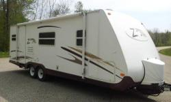 Price: $4200 -- Great condition, everything works --2005 Keystone Zeppelin II z281 travel trailer-- Contact me through contact seller button for more photos and vehicle location.