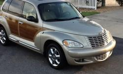Car has been well cared for.138,300 miles New back brakes, new battery, Sirius Radio Until 10/31/16. Cd/Am /Fm, Runs Great. Linen Gold Woody. Car Can be seen in the Villages. Call Dennis 954-415-7457