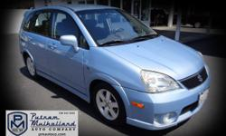 2005 Suzuki Aerio SX Wagon   automatic premium wheels air conditioning am/fm stereo w CD dual air bags power steering side air bags cruise control power door locks power windows 220k miles   $3995.00   #305050 stk 2582 Visit our website: