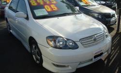 Community Motors Auto Sales Inc Co4020 . False Price: $8995 Stock #: 383423 Color: White Color (interior): Gray Description: Available at our Santa Anita location! Mileage: 122930 Engine: 1.8L L4 DOHC 16V Driveline: FWD Tank: 13.20 gallon, Fuel