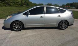 2005 Toyota Prius Hybrid 117k Miles One Owner, Clean Carfax, No accidents, Clean Title Good Brakes, tires, Well serviced. Hybrid battery always at Full Charge Gets 48 Miles per Gallon Power windows, door locks. mirrors, cruise control, tilt steering,