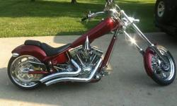 2006 American Ironhorse Texas Chopper, 111ci S&S Super Stock motor, 6-speed right side drive. Can ask me more: resteripo09@hotmail.com
