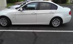 white 4 door automatic 115 k miles clean light interior