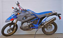 2006 BMW HP2 Enduro for sale A great bike with tremendous power and handling. I've used this bike locally to practice off road skills and ride trails in the NJ pine barrens. I keep my GS out west to ride on the serious stuff. This bike has never been