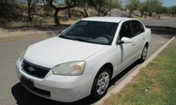 CLICK HERE FOR MORE INFO: http://www.noblemotors.net/vehicle-details/fbba5fc2a4444c4db8b12eafd0f8a451 (520) 748-1400 NOBLE MOTORS 1805 S. Craycroft Tucson, AZ 85711 2006 Chevrolet Malibu 2-Door Sedan Interior Color: Black Fuel: Gasoline Stock Number:
