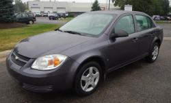 FOR ONLINE AUCTION Thursday, August 21st Byron Center MI REPOCAST.COM   2006 Chevy Cobalt, 133,787 odometer mileage, VIN# 1G1AK55F167642843, 2.2L, 4-Cylinder Engine, Auto Trans, 4-Door, FWD, Cloth Seats, AM/FM, CD Player, Temp, Tilt Steering,