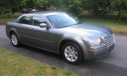 2006 Chrysler 300, Automatic, 96,000 miles, 4 Doors, Power Windows, Power Doors, Power Steering, Tilt Wheel, Dual Airbags, Cruise Control. Asking $5,000.00/Best Offer. Call (585) 402-2975.