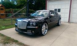 Up for sale is my 2006 Chrysler 300C I fully customized to look just like a Bentley Clone. I used this car for carshows and a weekend car (Not my daily driver). Most of the miles on the car are from doing car show's Highway Miles) I do about 6-8 a year