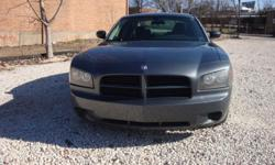 2006 DODGE CHARGER VIN-2B3KA43R96H393848 ENGINE-2.7L V6 GREAT RIDE GOOD ON GAS ITS A V6 HAS GOOD TIRES A/C HEAT POWER LOCKS & WINDOWS HAVE TO SEE ..... 850-414-3900 MR.HARRIS