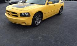 2006 Dodge Charger Fully Loaded Leather Seats hemi dual exhaust Daytona addition rare edition tinted windows sounds great runs great lots of power nice sporty low mileage only 140 K asking $8900 or best offer serious buyers only comes with six month