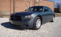 2006 DODGE CHARGER BASE POWER WINDOWS LOCK AND MIRRORS, CLOTH INTERIOR, CAR PRICED TO SELL FAST $4999