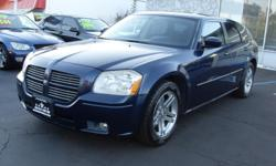 CLICK FOR FULL INVENTORY: http://5starautos.net/ 916-368-7886 3000 DOWN ! NO CREDIT OK!!! WE DO NO CREDIT CHECK & NO INTEREST FINANCING!!! 2006 DODGE MAGNUM 4DR BLUE ! NICE CAR RUNS GOOD ! LUXURY! GOOD RIMS! VERY BIG! LOW MILES! PASSED SMOG! AND ALL