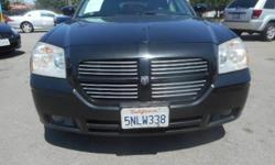 Very rare Dodge Magnum R/T Hemi ALL WHEEL DRIVE (AWD). Most Magnums are rear wheel drive. Better traction & handling. Clean title. CarFax & AutoCheck history reports available. This thing is fast! Navigation. Black on gray heated leather seats. Call or