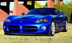 2006 Dodge Viper SRT-10 For Sale in Moore, Oklahoma  73160 Get ready to experience the ride of your life with this 2006 Dodge Viper SRT-10 Convertible!  This two seater sports car is brimming with style, class, and of course the athletic agility