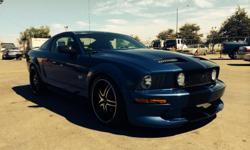 2006 Ford Mustang GT Premium Deluxe, V8 4.7 Liter Automatic Complete Full Loaded Sport car Nitro Sistem !! We offer Finance. Hablamos tu idioma Mas Inventario Visita Mac-D Motors.com (619)2076313